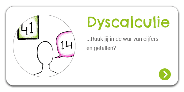 Button: Dyscalculie