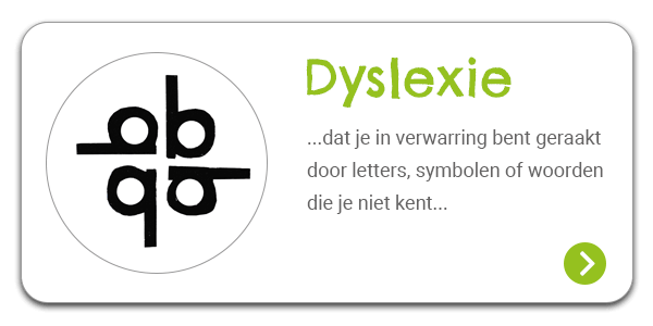 Button: Dyslexie
